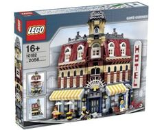 LEGO Paris Cafe Corner set 10182: For what it's worth you could buy 2 tickets to Paris and have money left over.
