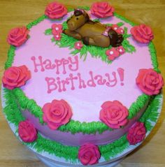 Cakes by Steph » Blog Archive » Cassie's Horse Cake