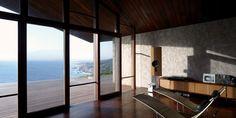 Clifftop House by Dekleva Gregorič Arhitekti