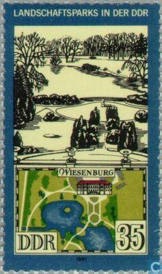 1981  GDR - Parks