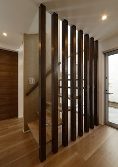 The Truth About Dreamy Partition Apartment Design Ideas You Must Have - homesuka Staircase Lighting Ideas, Room Design, Stair Decor, Apartment Design, Classy Living Room, Home Entrance Decor, Stair Railing Design, Room Partition Designs, Stairs Design