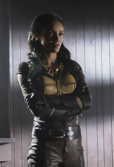 Amaya Jiwe | Vixen (Maisie Richardson-Sellers in Legends Of Tomorrow, Season 2, 2016)