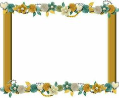 Com -Free Elements: Free Sunny Teal Digi Scrapbook Frame From Kit 43 Project Life Scrapbook, My Scrapbook, Flower Boarders, Boarders And Frames, Printable Frames, Free Frames, Digital Scrapbooking Freebies, Frame Clipart, Scrapbook Embellishments