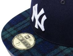 Blackwatch New York Yankees 59Fifty Fitted Cap by NEW ERA x MLB