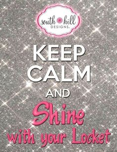 Shine and share your South Hill Designs locket with others!