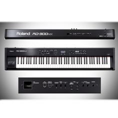 Roland RD - 300NX Keyboard Piano, Digital Piano, Drum Machine, Musical Instruments, Musicals, Keys, Electric, Pianos
