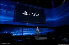 Sony unveils next game console, the PlayStation 4. (via CNet)