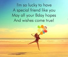 Birthday Quotes For Best Friend – Birthday Cards, Images, Wishes And Quotes