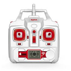 Syma X8C X8G 2.4G Remote Control Transmitter     	   	Description:  	Brand Name: Syma  	   	   	Package Included:  	1 x Transmitter
