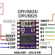 How to connect Arduino Due TinyG2 (g2core) with TB6600 stepper motor driver | CNC  | Pinterest