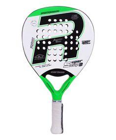 La Royal Padel Super Cup 2 Verde es una pala que ofrece una gran potencia sobre la bola, una pala de potencia con el mejor diseño en color verde fluorescente