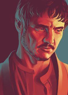 Oberyn Martell: Amazing GOT Artworkby... | Game of Thrones Fan Art
