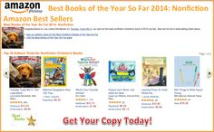 """""""Tuesday Tucks Me In: The Loyal Bond between a Soldier and his Service Dog"""" [Macmillan] has been selected by Amazon.com as the """"Best Nonfiction Children's Book of 2014 (so far)."""""""