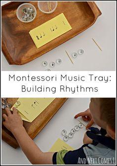 Building rhythms wit