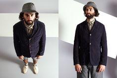 Universal Works Spring/Summer 2015 Men's Lookbook | FashionBeans.com