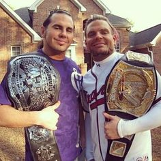 The Hardy's..