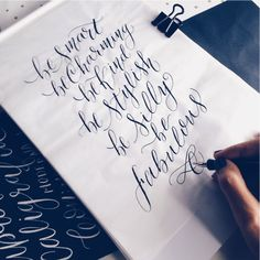 I love calligraphy Typography Love, Typography Letters, Graphic Design Typography, Lettering Design, How To Write Calligraphy, Calligraphy Letters, Modern Calligraphy, Beautiful Calligraphy, Fancy Letters