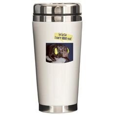 Dog Not Listening Travel Mug