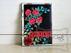 Art-Carta : Notes z różą