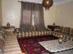 Appartement meublé standing hai-hassani