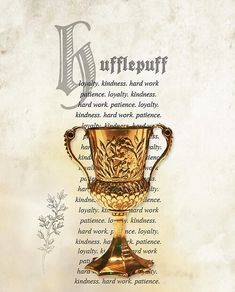 I'm a proud potato! Hufflepuff is my house and I'm proud of it!
