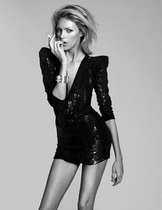Anja Rubik - The 100 Hottest Supermodels of All Time Anja Rubik, Rock Dress, Dress Up, Foto Fashion, Fashion Models, Dress Fashion, Fashion Beauty, Mode Sombre, Shabby Chic