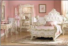 Girls bedroom.....princess