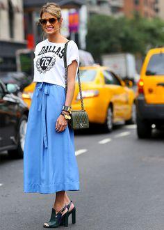 helena bordon culottes azul nyfw