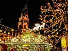 Weihnachtsmarkt Rathausmarkt