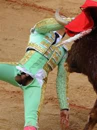 Image result for male bullfighters naked
