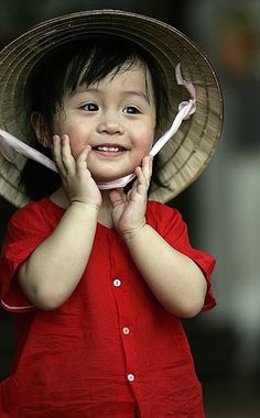 """Vietnam::""""Every child needs a champion."""" ― Hillary Rodham Clinton [pinned by PartyTalent.com]"""