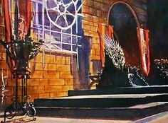 Imperial Throne by DavidDeb.deviantart.com on @deviantART