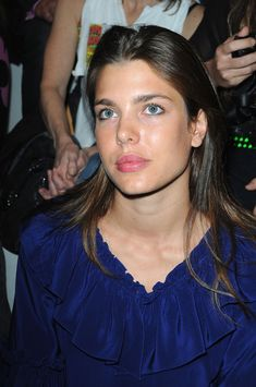 Charlotte Casiraghi so pretty