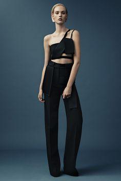 Mugler Resort 2015 Fashion Show - Charlene Hogger