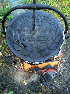 Charcoal Grill, Poland, Grilling, Outdoor Decor, Charcoal Bbq Grill, Crickets