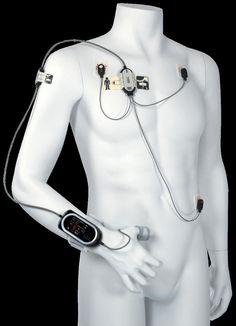 wearable technology Hussein Chalayan is part of Intel Brings Wearable Technology To Hussein Chalayan Forbes - Wearable ViSi Mobile System lets doctors wirelessly monitor patients Medical Technology, Technology Gadgets, Digital Technology, Medical Science, Technology Innovations, Technology Careers, Technology Design, Energy Technology, Medical Robots
