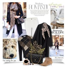 """""""First Breeze of Autumn"""" by thewondersoffashion ❤ liked on Polyvore featuring Murphy, Dr. Denim, La Garçonne Moderne, Givenchy, Alexander McQueen, Yves Saint Laurent and River Island"""