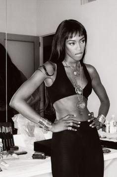 Vintage Naomi Campbell