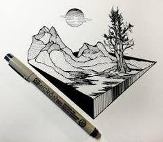 Resultado de imagen para daily drawings by derek myers