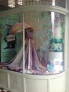 Spring is here! And so is our new spring window in Oxford!