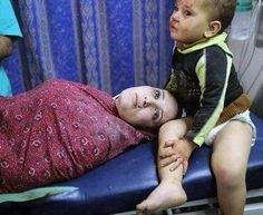Palestinian baby did not stop crying until he was taken to his dead mother after the israeli strike to Gaza. Little Children, Save The Children, Religion, Innocent Child, Stop Crying, Faith In Humanity, Oppression, Einstein, Peace