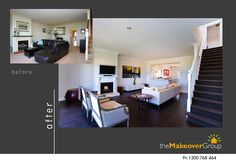 Home Renovations Before & After Photo Gallery