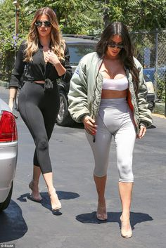 FOW 24 NEWS: Seems Kim And Khole Kardashian Went To Check On Su...