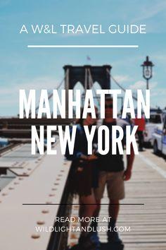 Explore Manhattan wi