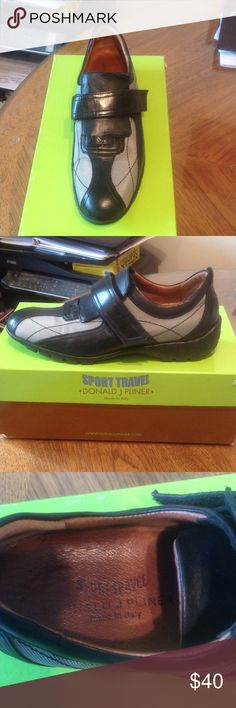 Donald J. Pliner Shoes Hand Crafted in Italy. Donald J. Pliner Sport Travelers. For Walking and Light a Hiking. Hardly Worn. Ladies Donald J. Pliner Shoes Athletic Shoes