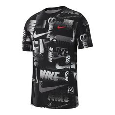 Nike Men's Training T Shirt - Nike Outfits, Sport Outfits, Casual Outfits, Graphic Shirts, Tee Shirts, Nike Clothes Mens, Baby Clothes Shops, Trendy Plus Size, Tshirts Online