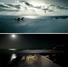 Mirage House: Rooftop Infinity Pool Melts into the Aegean Sea