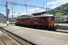 Swiss Railways, Bern, Locomotive