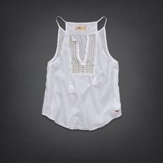 Bettys Capistrano Cami | Bettys Fashion Tops | HollisterCo.com