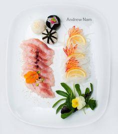 Spring Mood Sashimi